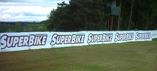 Brands Hatch World Super Bike and British Super Bike